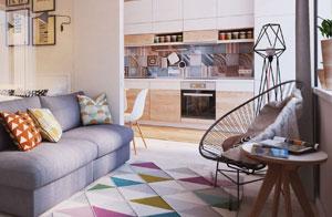Mettre en valeur un petit appartement